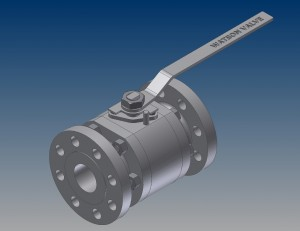 Severe Service Ball Valve Products, Metal Seated Ball Valves, 3-Piece Ball Valve